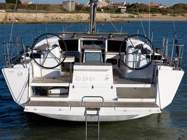2x Dufour 500 Grand Large 2015! - fotka 1