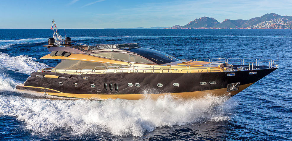32m VBG Luxury Yacht with Crew!