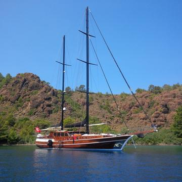 35M Luxury Bodrum Gulet