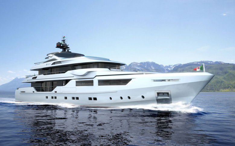 47m Admirals Yacht Build 2014!