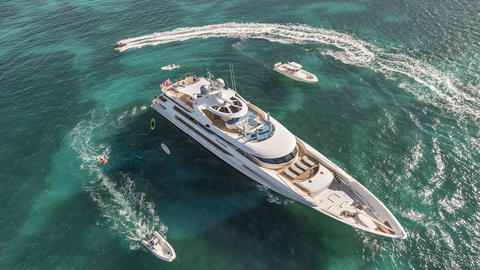 50m Westport Luxury Yacht