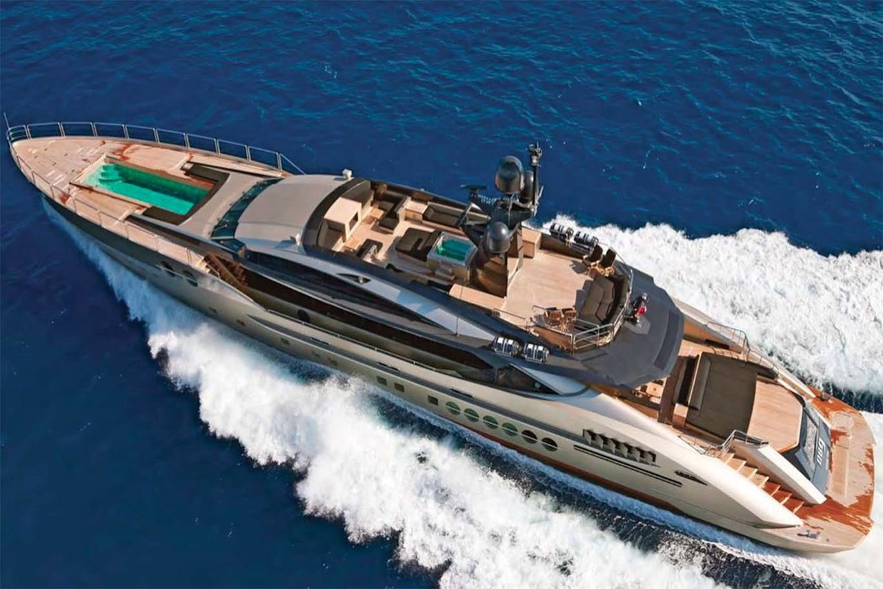 52m Palmer Johnson Superyacht!