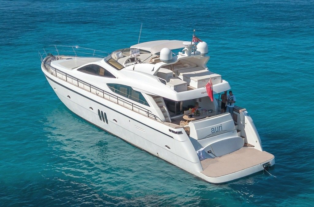 Abacus Marine 70 - picture 1