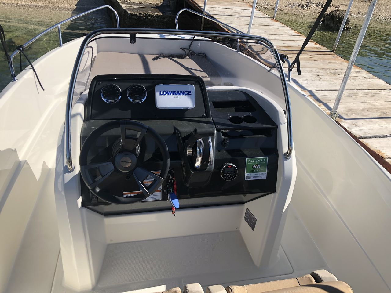 Activ 555 Open - NEW BOAT - resim 2