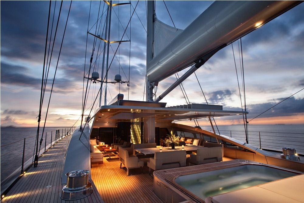 Alloy Sailng Yacht 67m!image 2