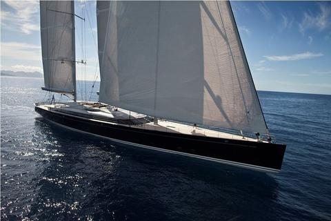 Alloy Sailng Yacht 67m!