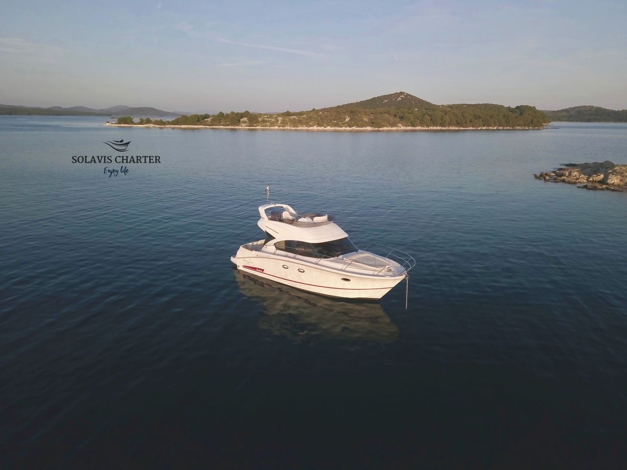 Antares 36 by Sea Dream Charter - fotka 2