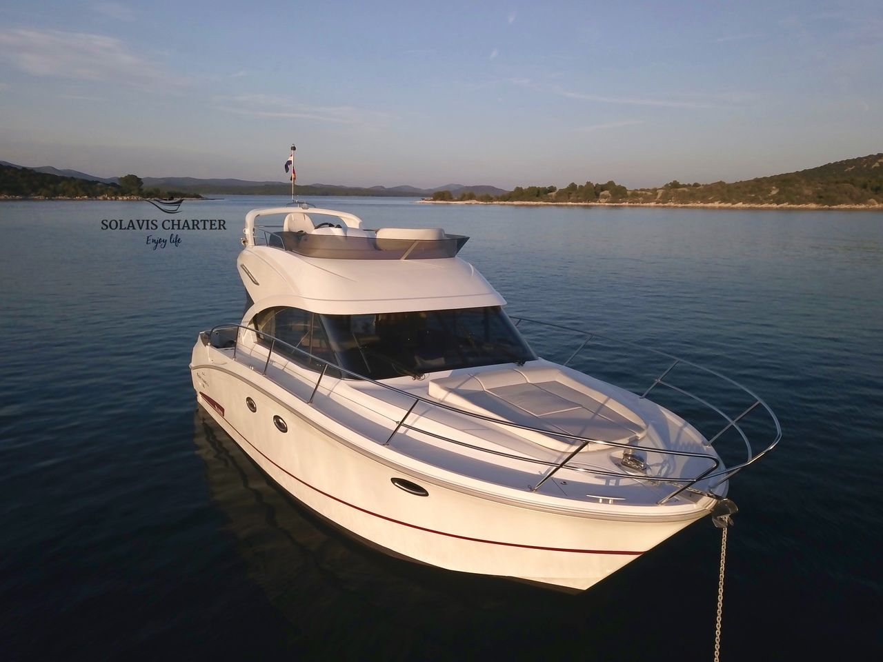 Antares 36 by Seadream Charter