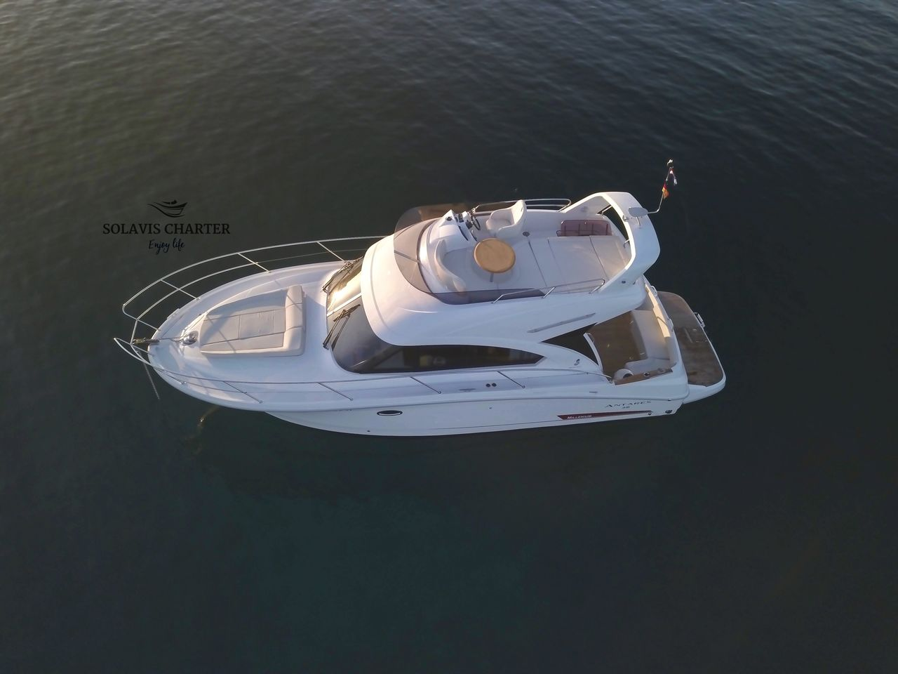 Antares 36 by Seadream Charter - foto 2