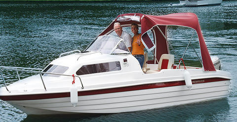 motorboot Aqualine 520