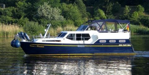 motorboot Aquayacht 1200