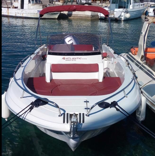 Atlantic 670 Open - immagine 3