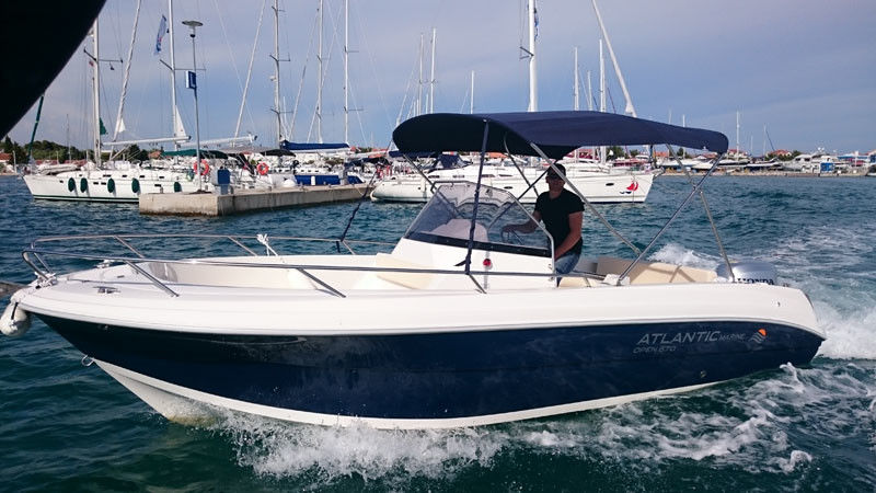 Atlantic 670 Sessa KEY Largo 22 - fotka 1