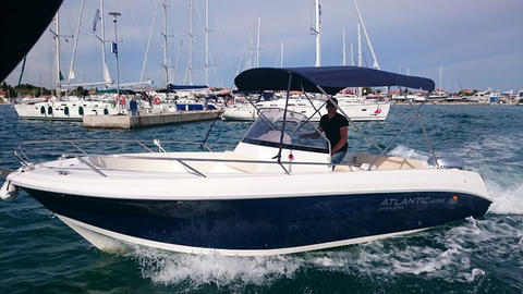 Atlantic 670 Sessa KEY Largo 22