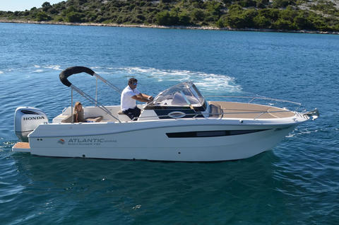 Atlantic 730 Sun Cruiser