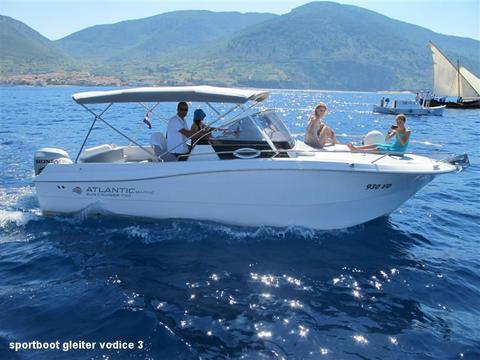 Atlantic Marine 730 Sun Cruiser