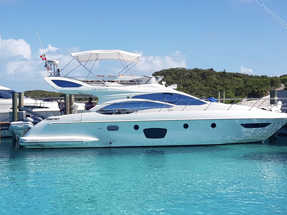Azimut 46 Evolution Fly