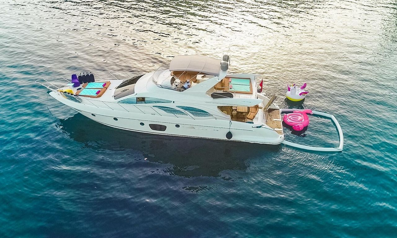 Azimut 62 with Fly Refit 2020! - resim 2