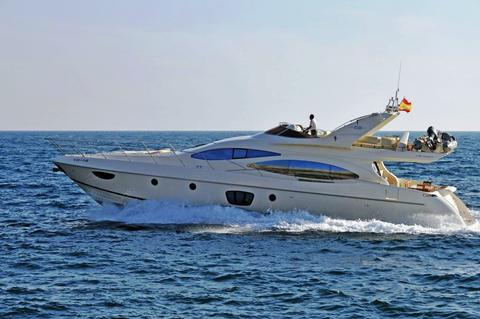 Azimut 68´ Evolution