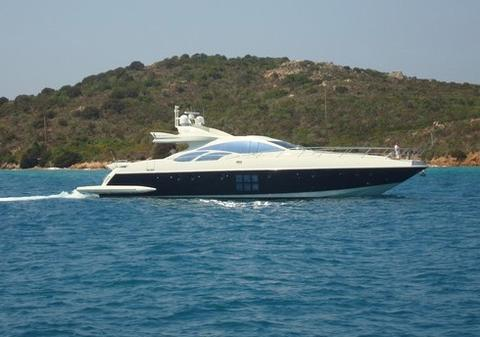 powerboat Azimut 86 S Open