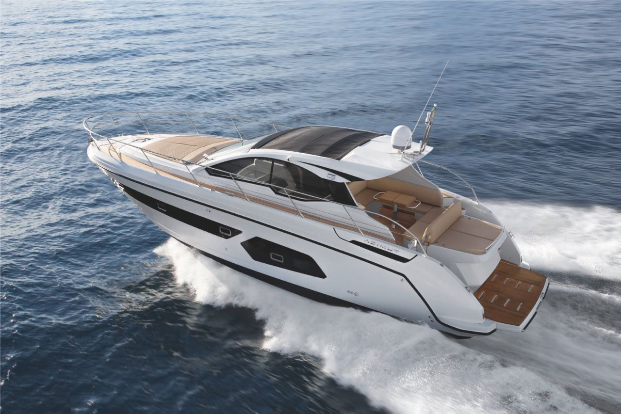 Azimut Atlantis 43 - picture 2