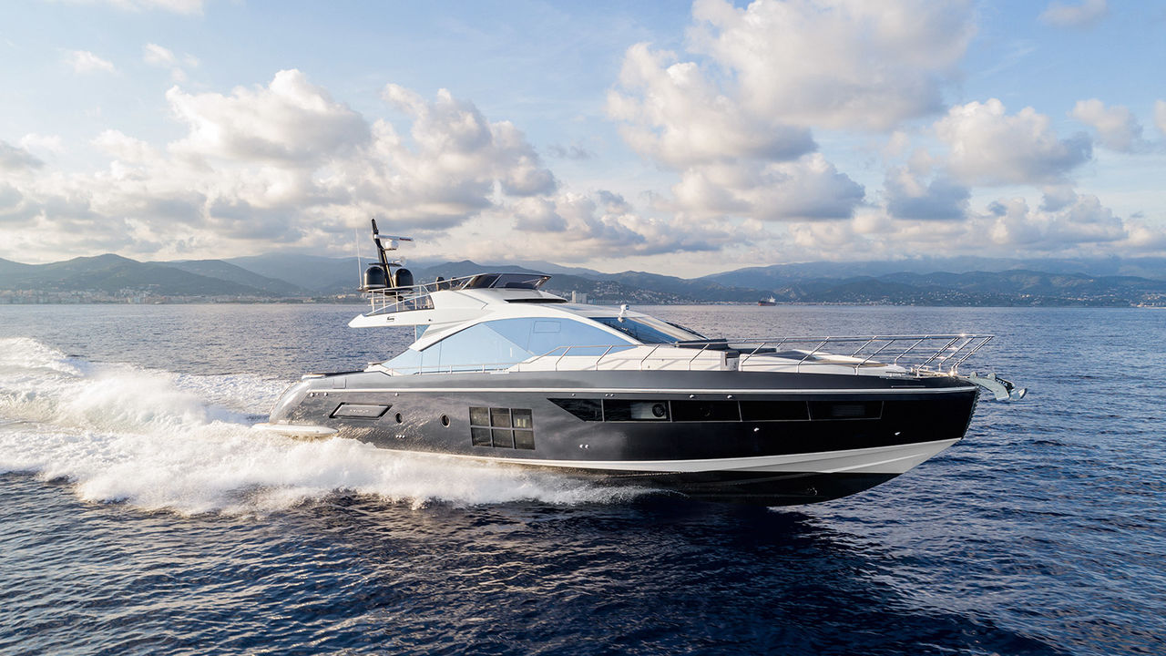Azimut S70 Fly - picture 1