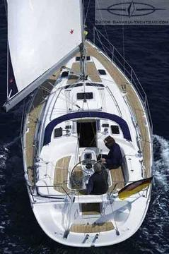 Segelboot Bavaria 39 Cruiser