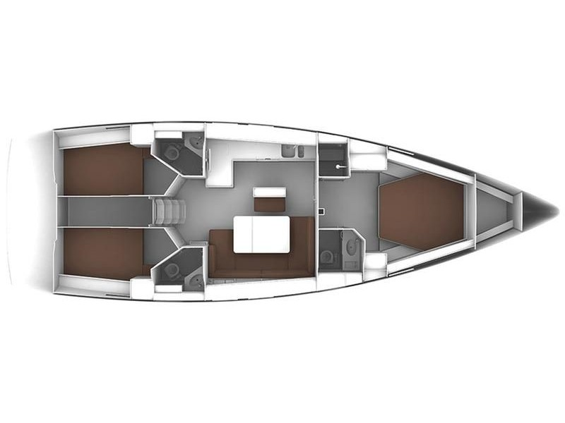 Bavaria 45 Cruiser Owner Versionfotka 2
