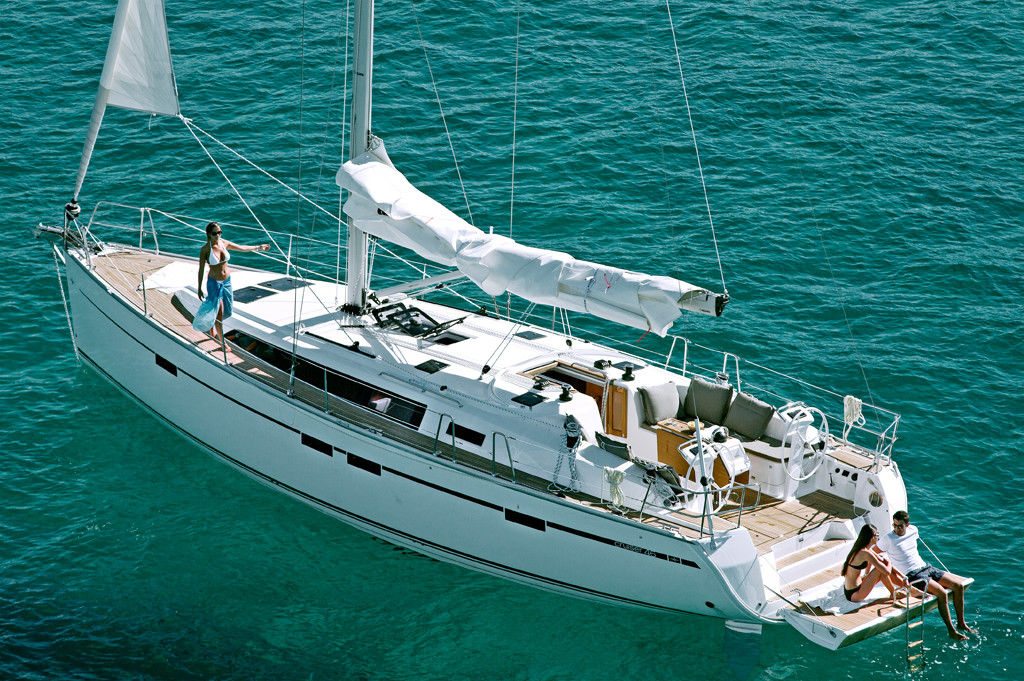 Bavaria Cruiser 46 Build 2017