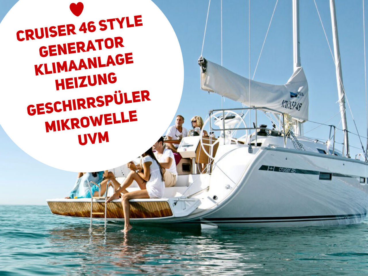 Bavaria Cruiser 46 Style - picture 3