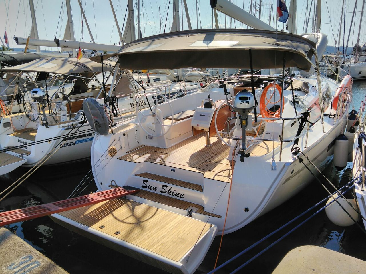 Bavaria Cruiser 46 Style - picture 2