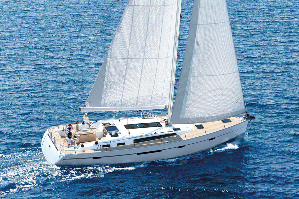 Bavaria Cruiser 56 with A/Cimagen 2