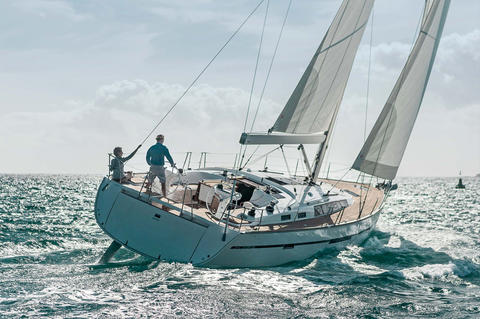 Bavaria Cruiser 56 with A/C