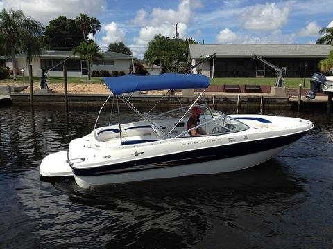 motorboot Bayliner 219 SD