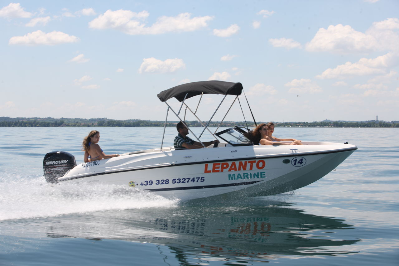 Bayliner Element - fotka 2