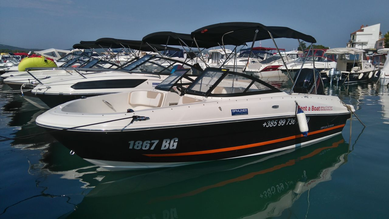 Bayliner NEW VR4 Oe**my 2019**fotka 2