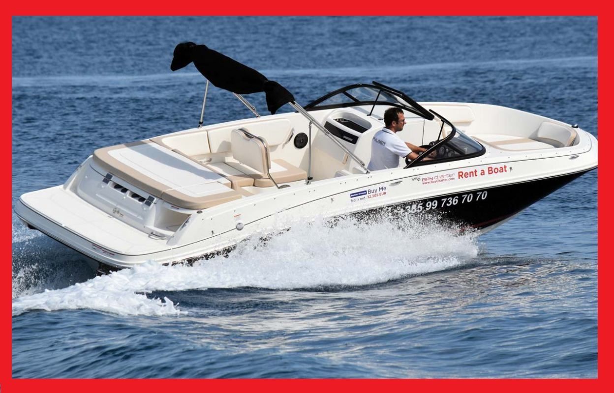 Bayliner Trophy 242KK for rent - Croatia