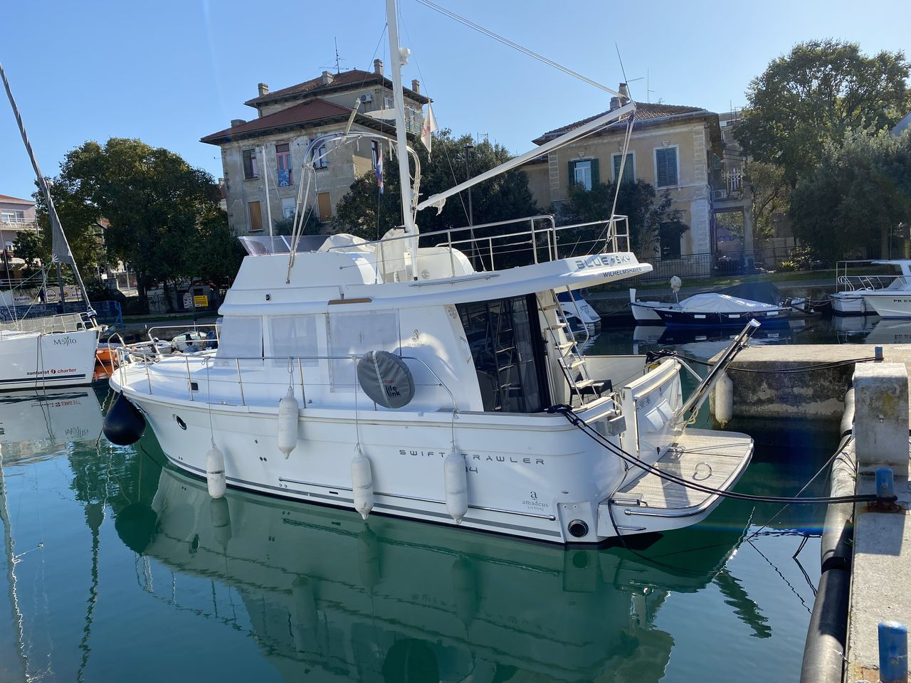 Bénéteau Swift Trawler 34 Fly