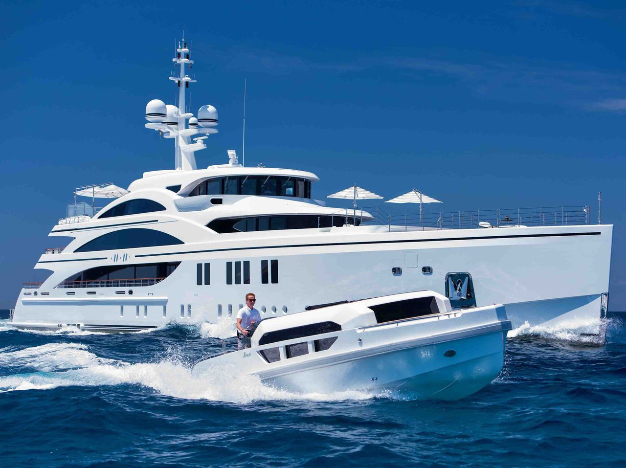 Benetti 63m Luxus Motoryachtimage 2