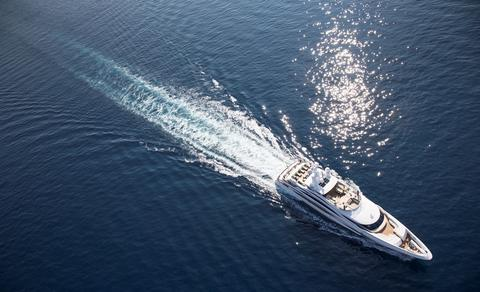 Benetti Customs 58 mt