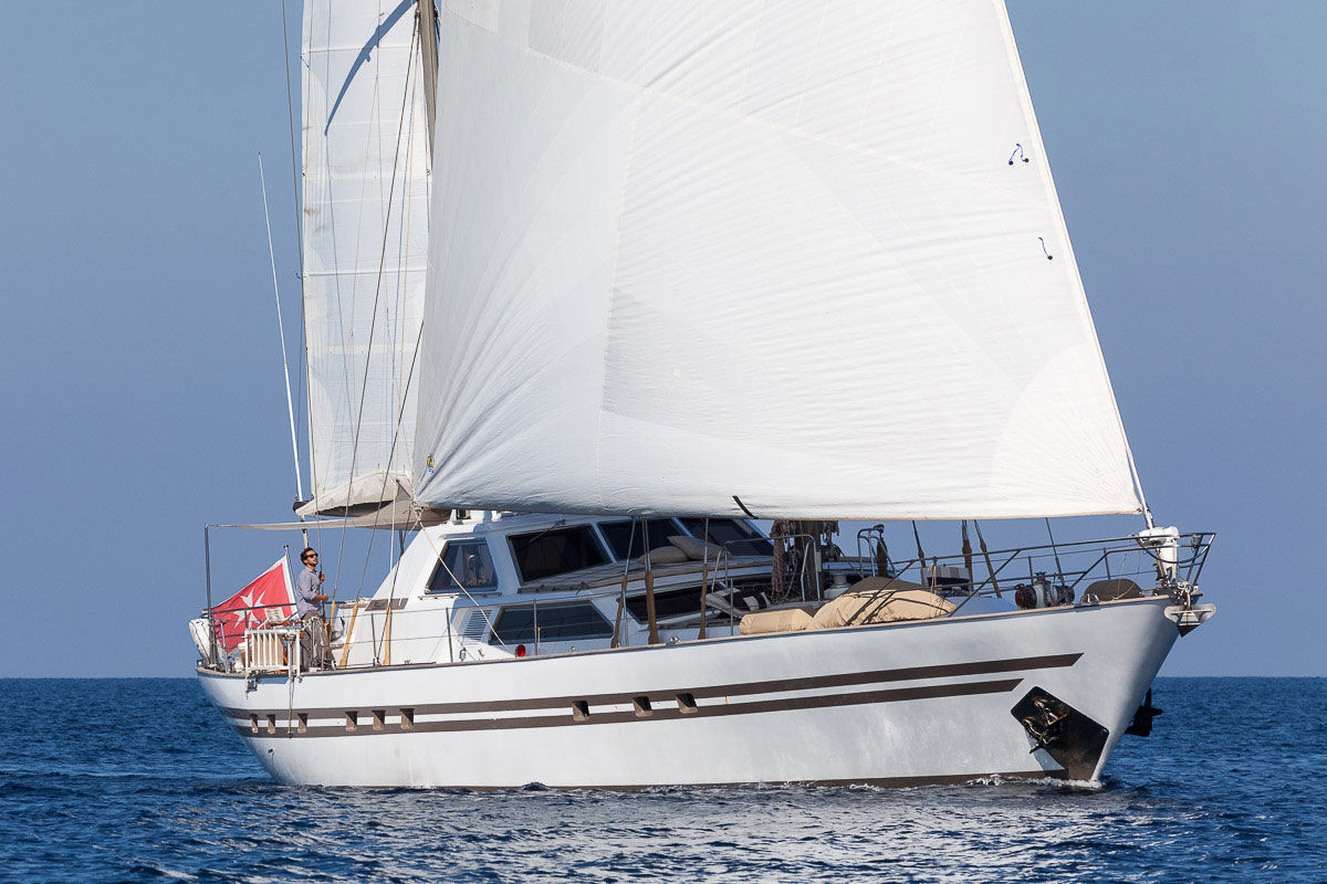 Benetti Sailing Yacht 27 mbillede 2