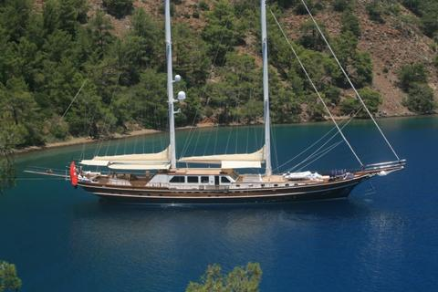 Segelboot Bodrum Shipyard Ketch