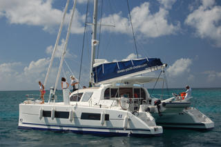 Catana 41 OC with Watermaker