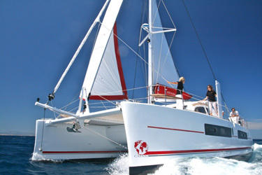 Catana 42 Custom with Watermaker