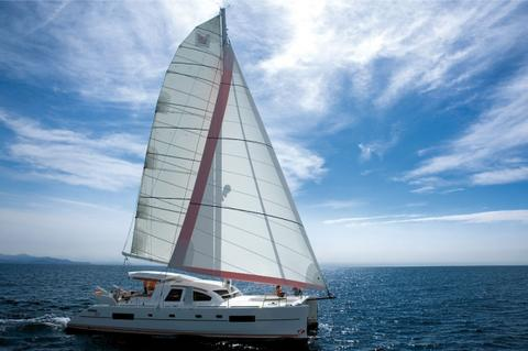 Catana 50 OC with A/C