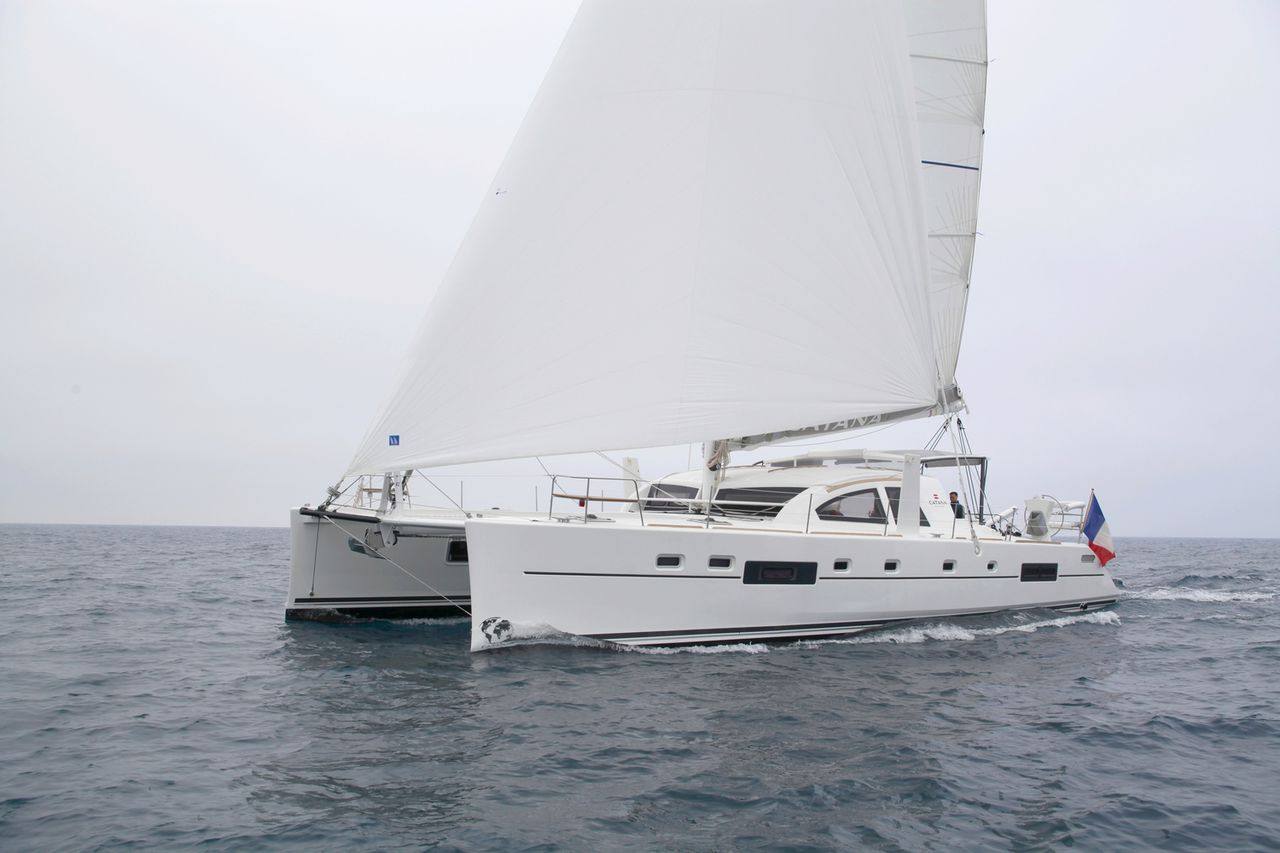 Catana 55 Carbon Infusion + A/C