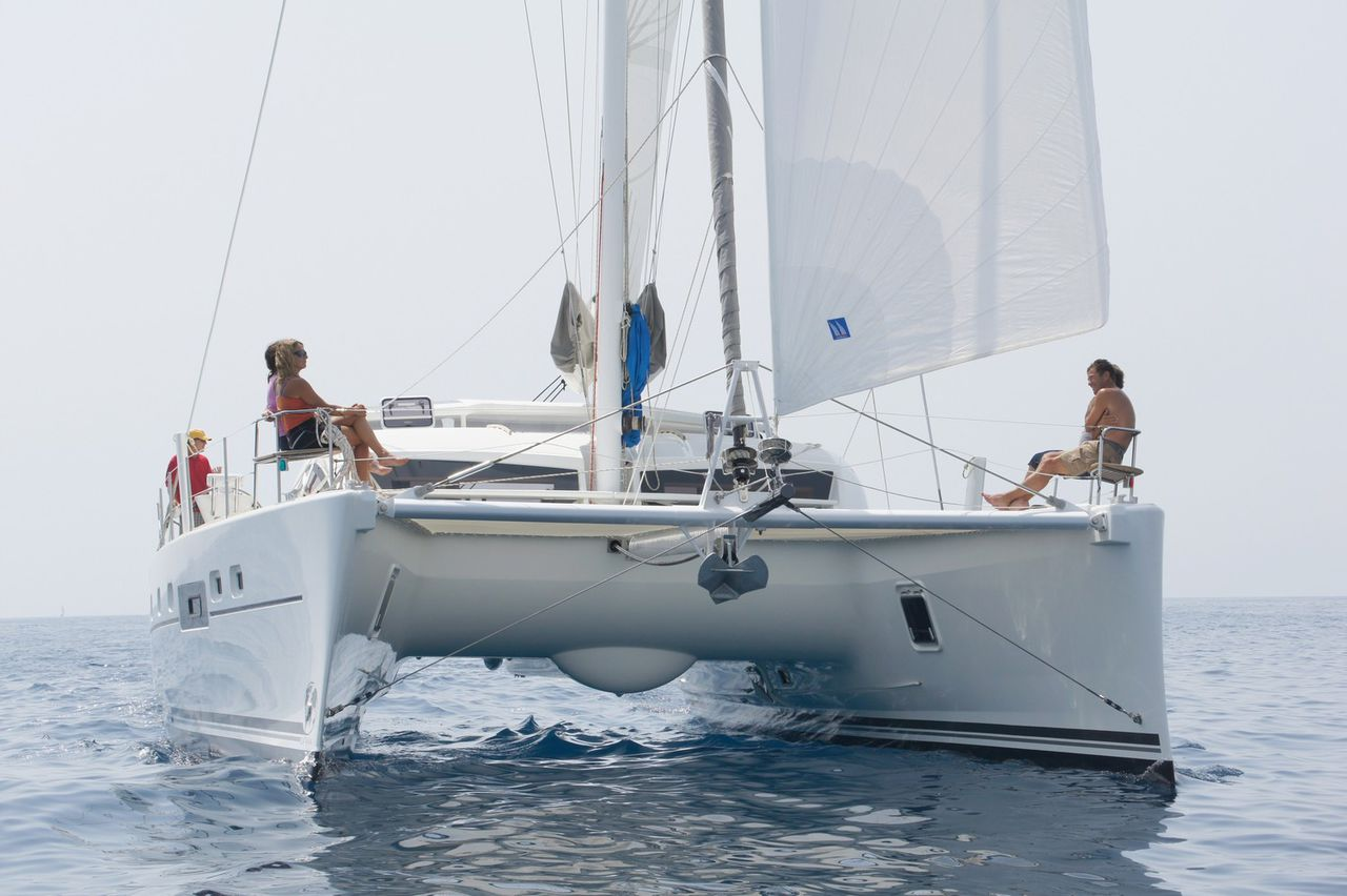 Catana 55 CI with A/Cimmagine 2