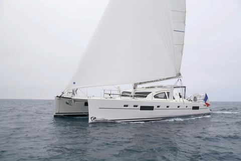 Catana 55 CI with A/C