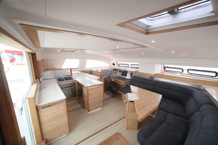 Catana 55 CI with Watermaker, ACfoto 2