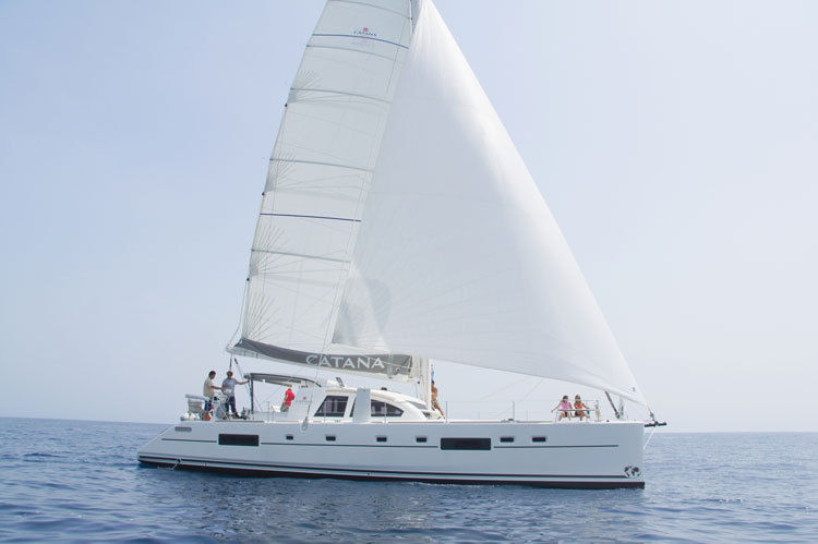 Catana 55 CI with Watermaker, AC